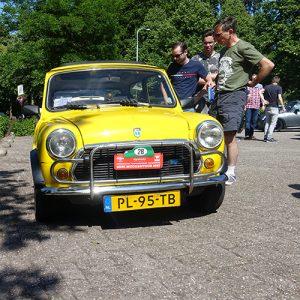 Rallyschildjes Mini Classics